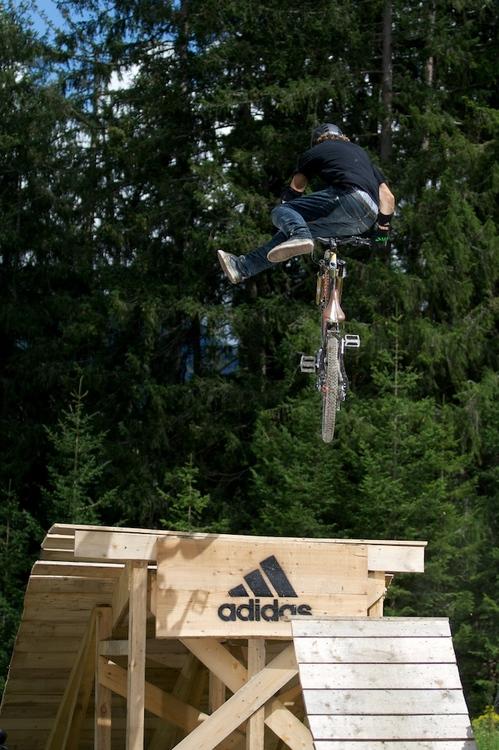 Mischa Breitenstein Adidas Slopestyle 2008
