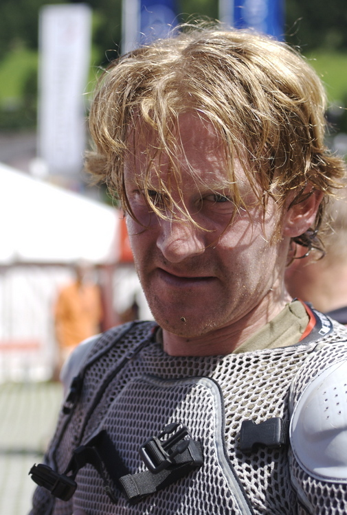 trek bike attack face after race