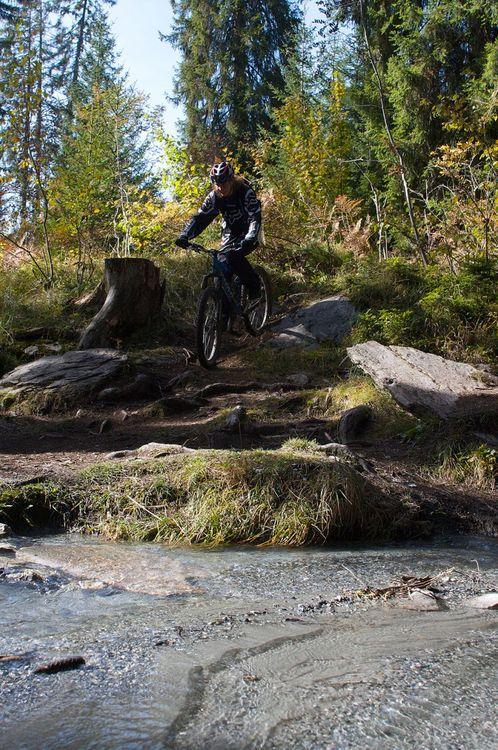 Flims Laax Naraus Cassons Runcatrail MTB Freeride Downhill
