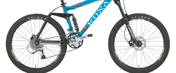 Bikes - Trek Remedy 9