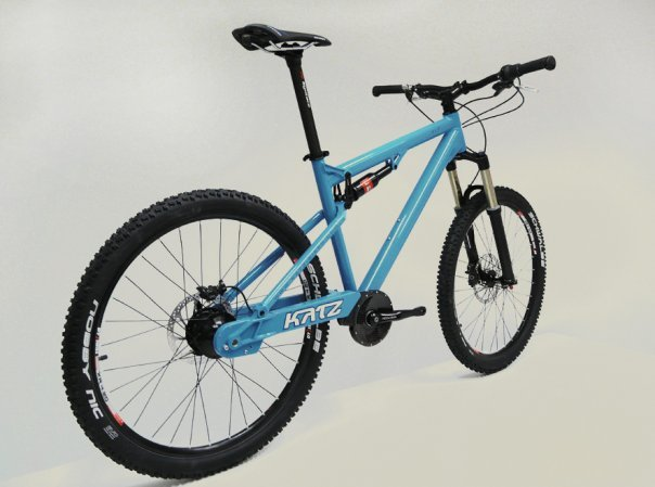 Katz Bike Alp Blue Blau