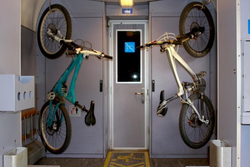 MTB Freeride Davos Klosters RHB Bike