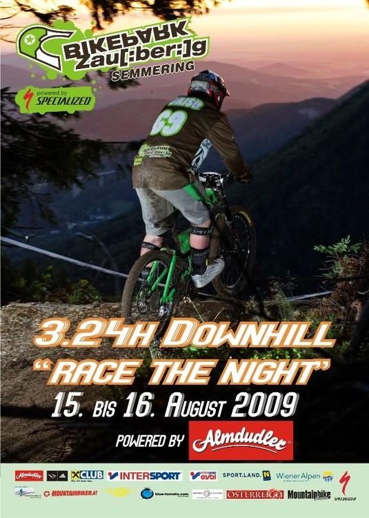race the night 2009