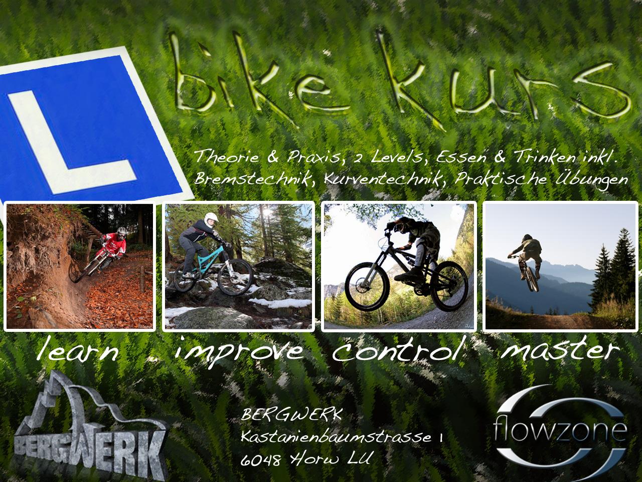 mtb fahrtechnik kurs bike