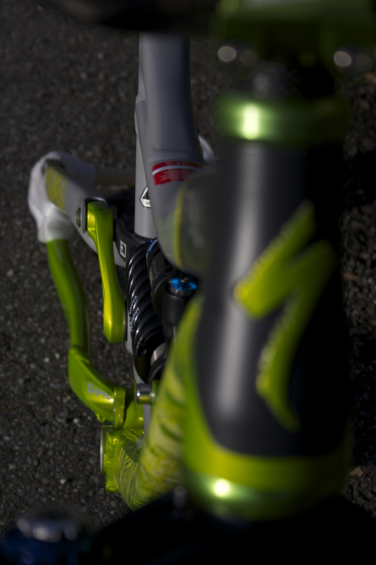 Specialized SX Trail 2 2011 green
