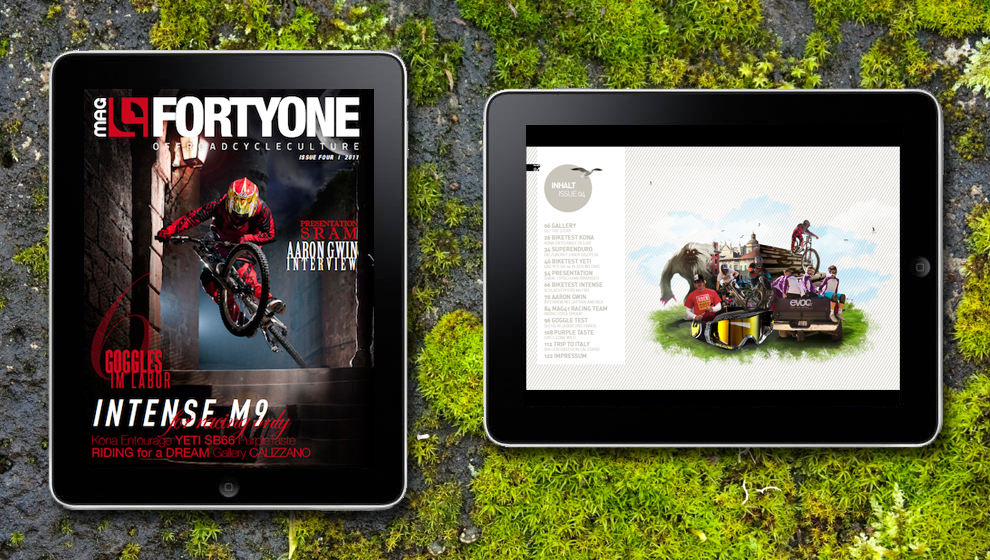 MagFortyOne - Preview Issue #4