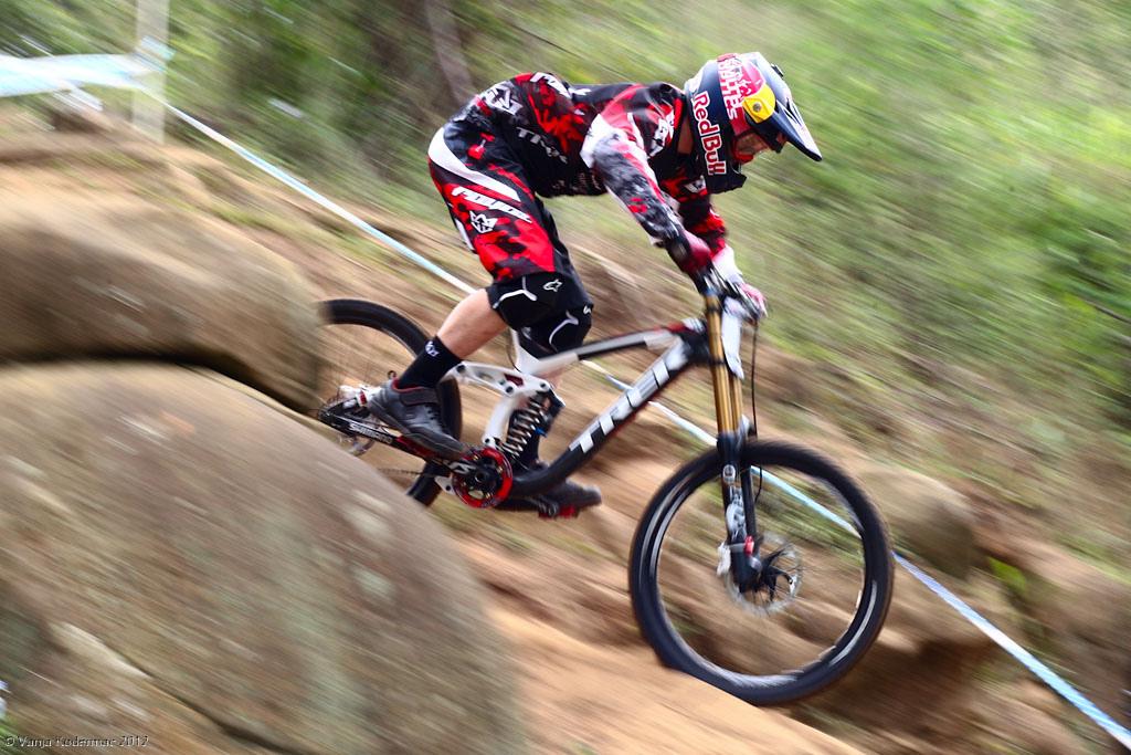 Aaron Gwin Trek 2012