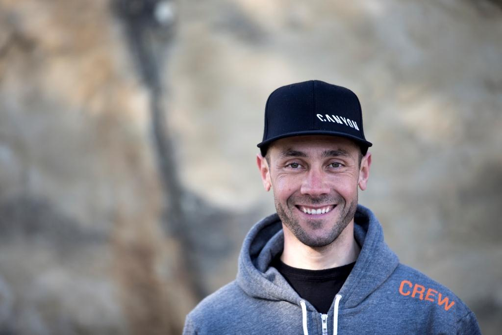 Fabien Barel Canyon Enduro Factory Team