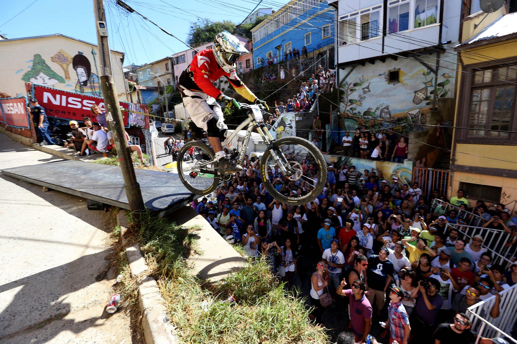 Valparaiso Urban Downhill Cerro Abajo