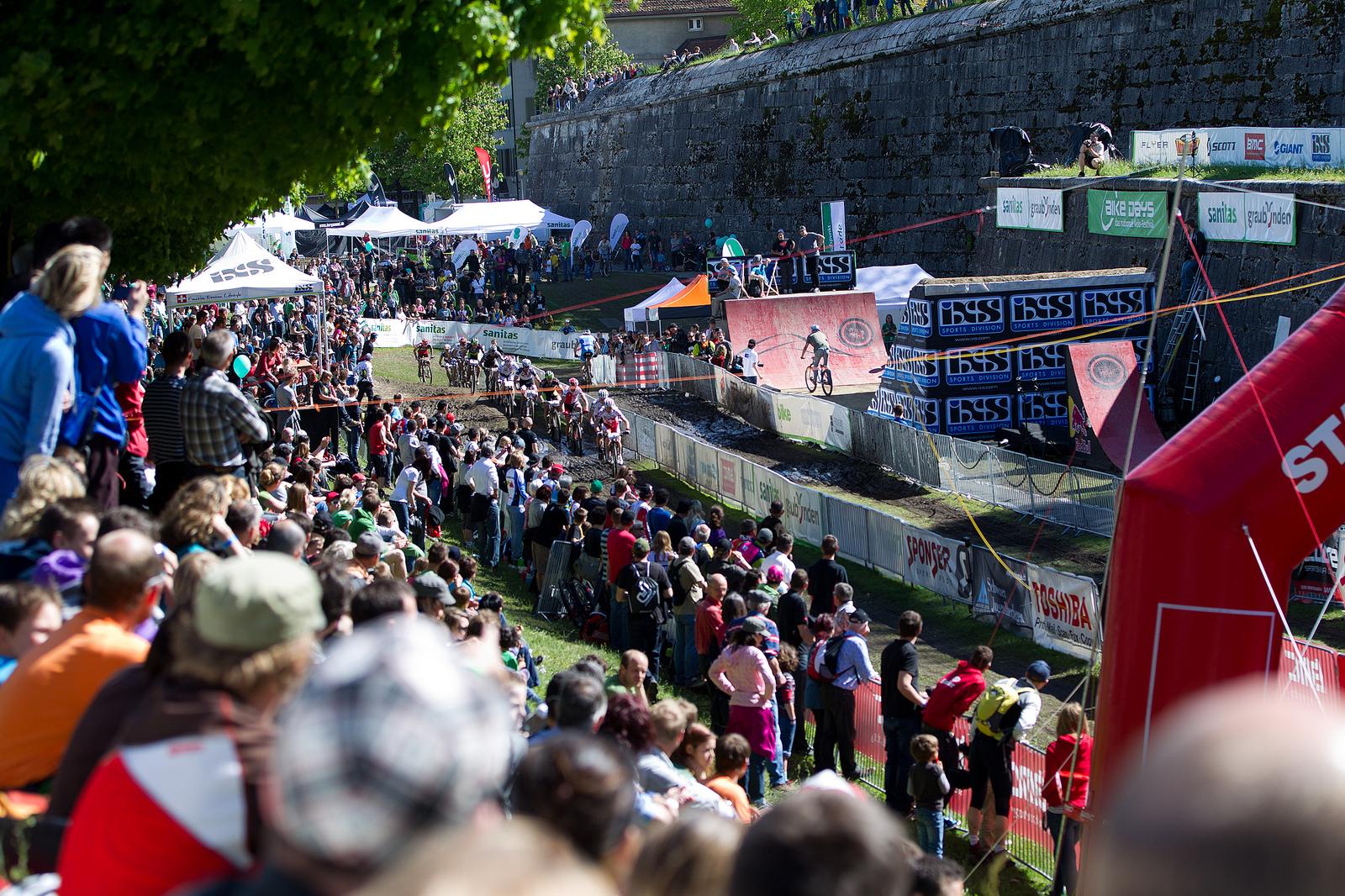 Bike Days Solothurn 2013 Gelände CC Crosscountry