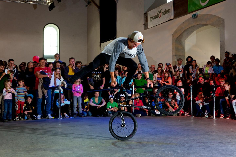 Bike Days 2013 Matthias Dandois