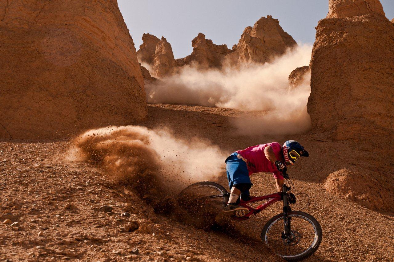 Darren Berrecloth Where the trail ends