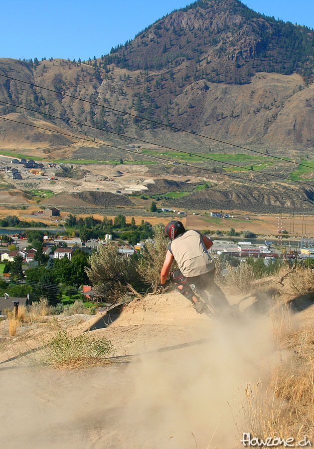 staub dust mtb freeride rose hill kamloops