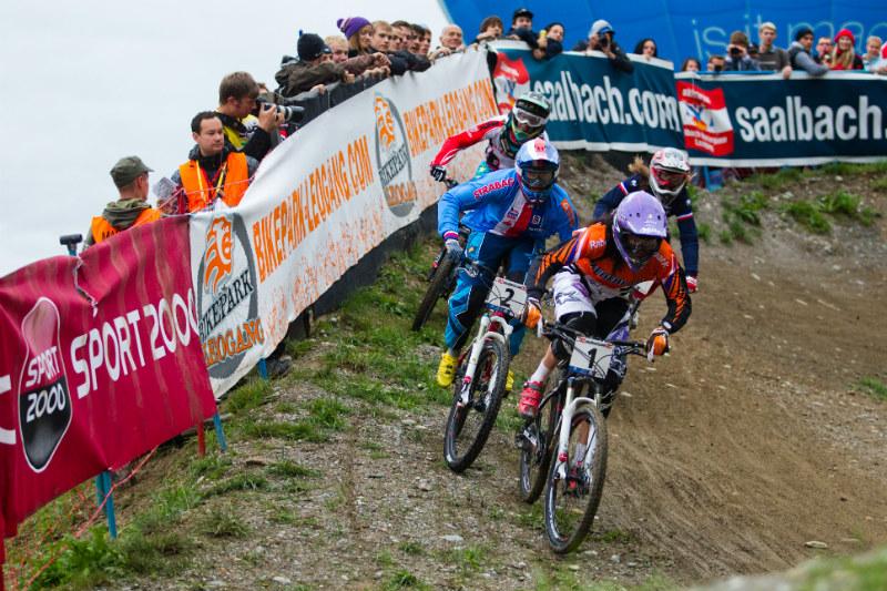Downhill WM 2013 Leogang