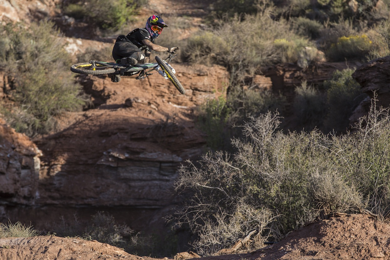 Andreu Lacondequy Red Bull Rampage 2013