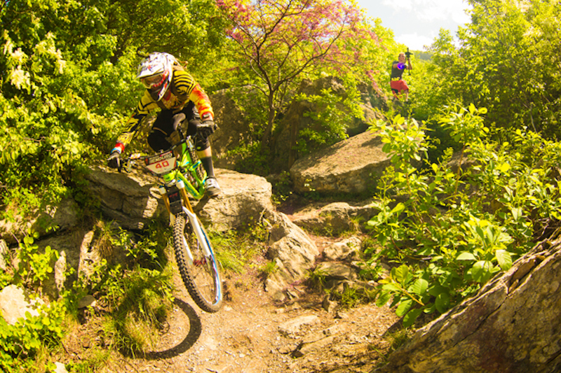 european enduro series Greg Callaghan (© Christoph Bayer)