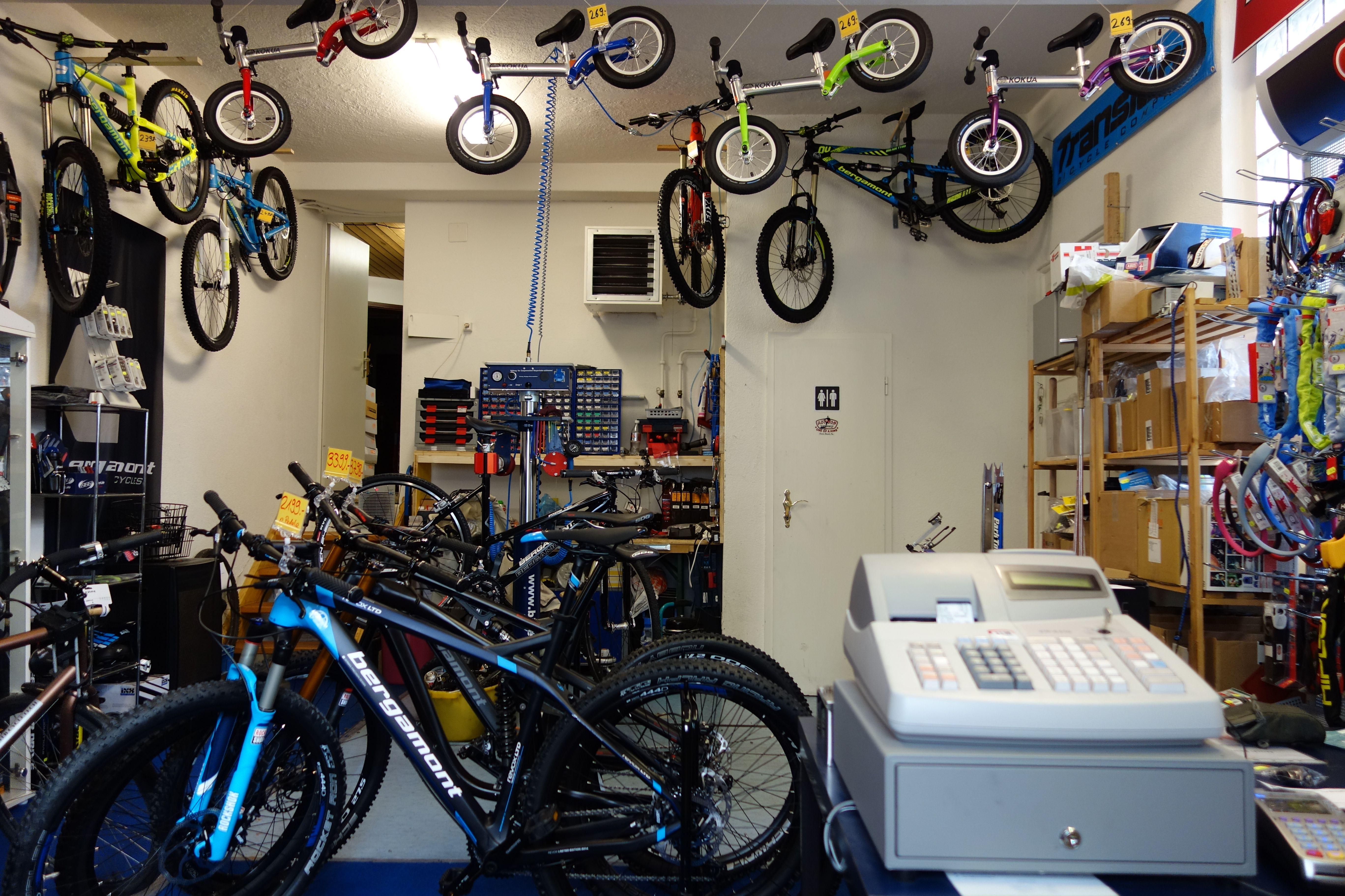 interbike shop luzern feuer brand