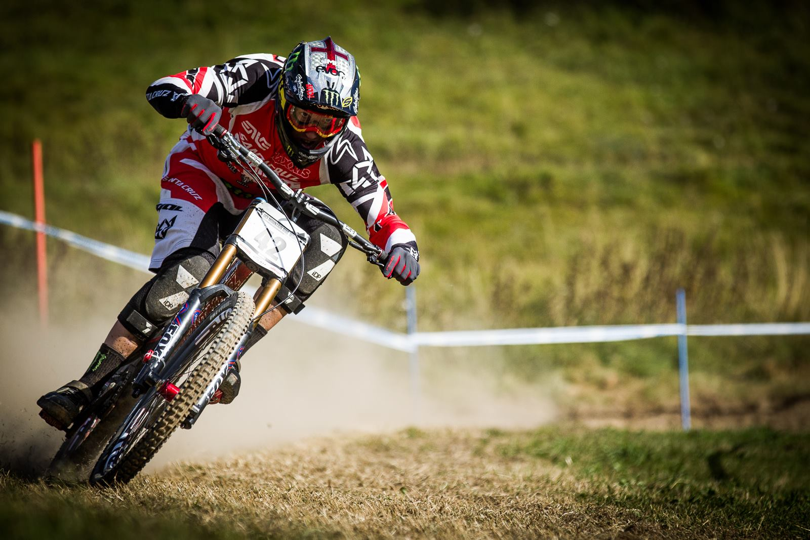 steve peat voll in aktion