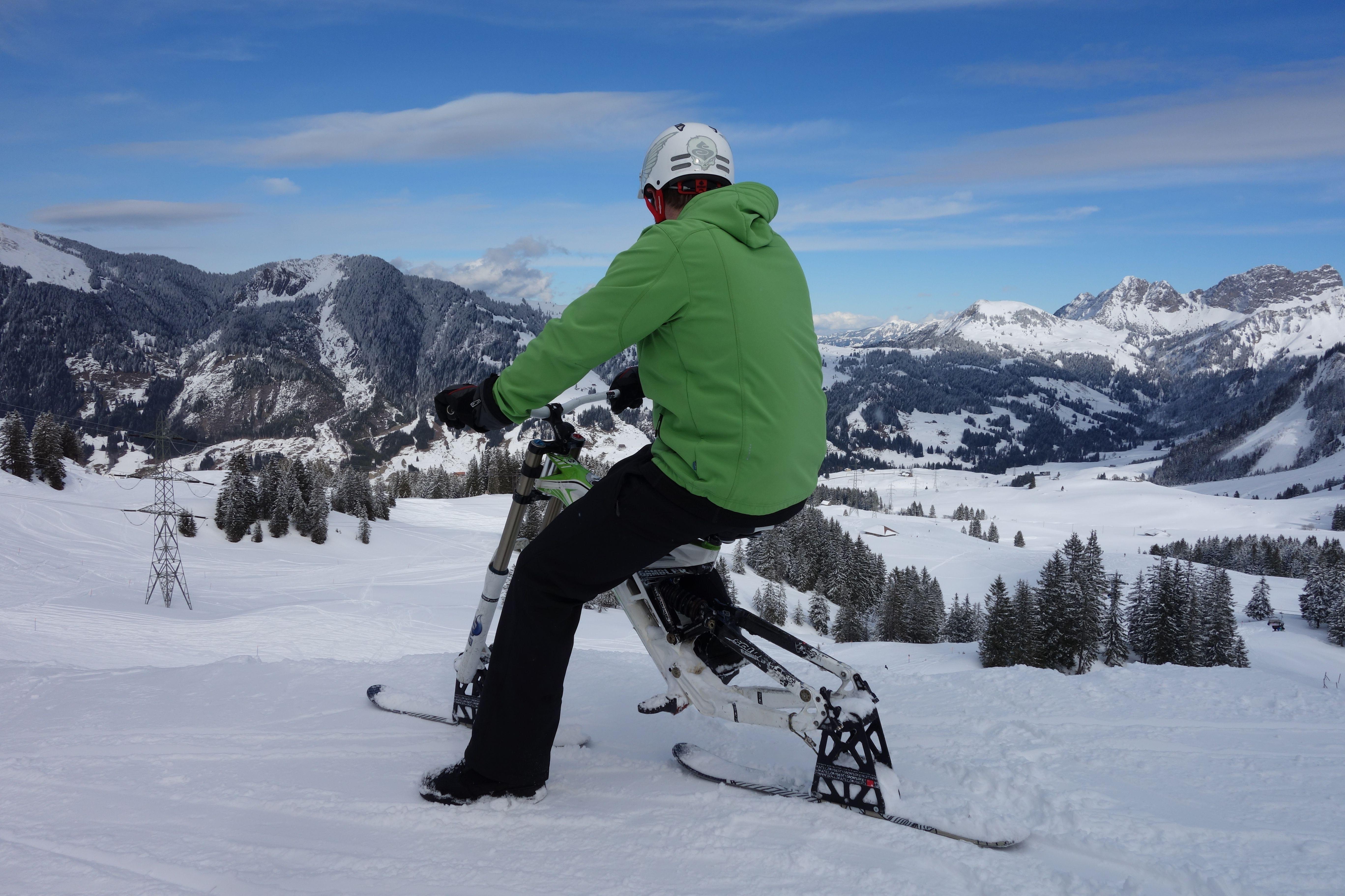 snowbike sörenberg