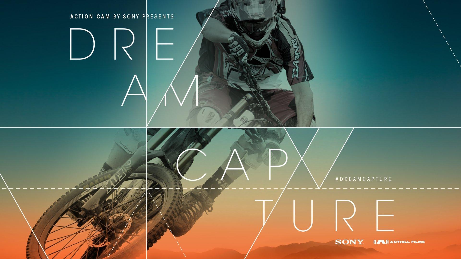 sony actioncam dream capture
