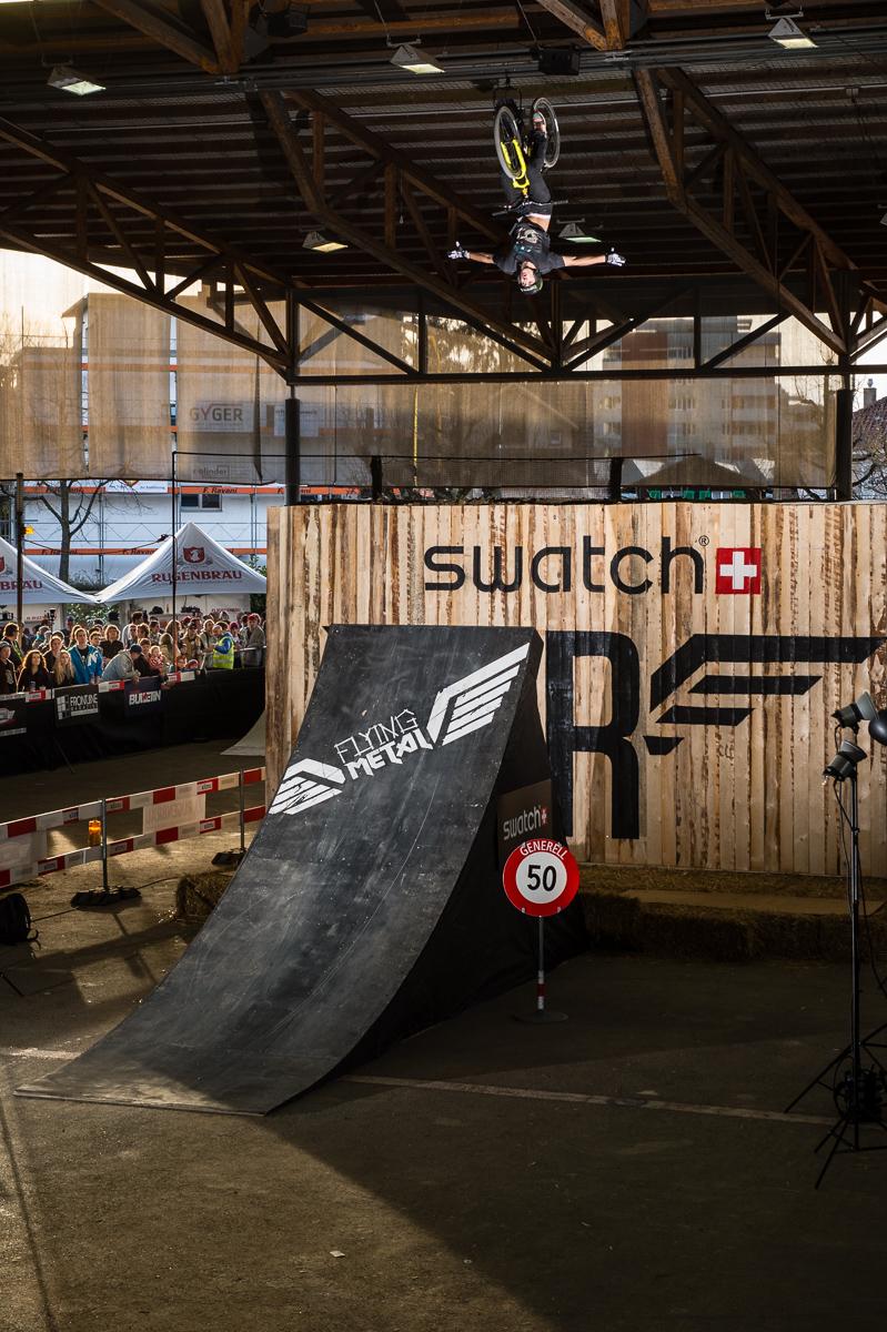 swatch rocket air 2014