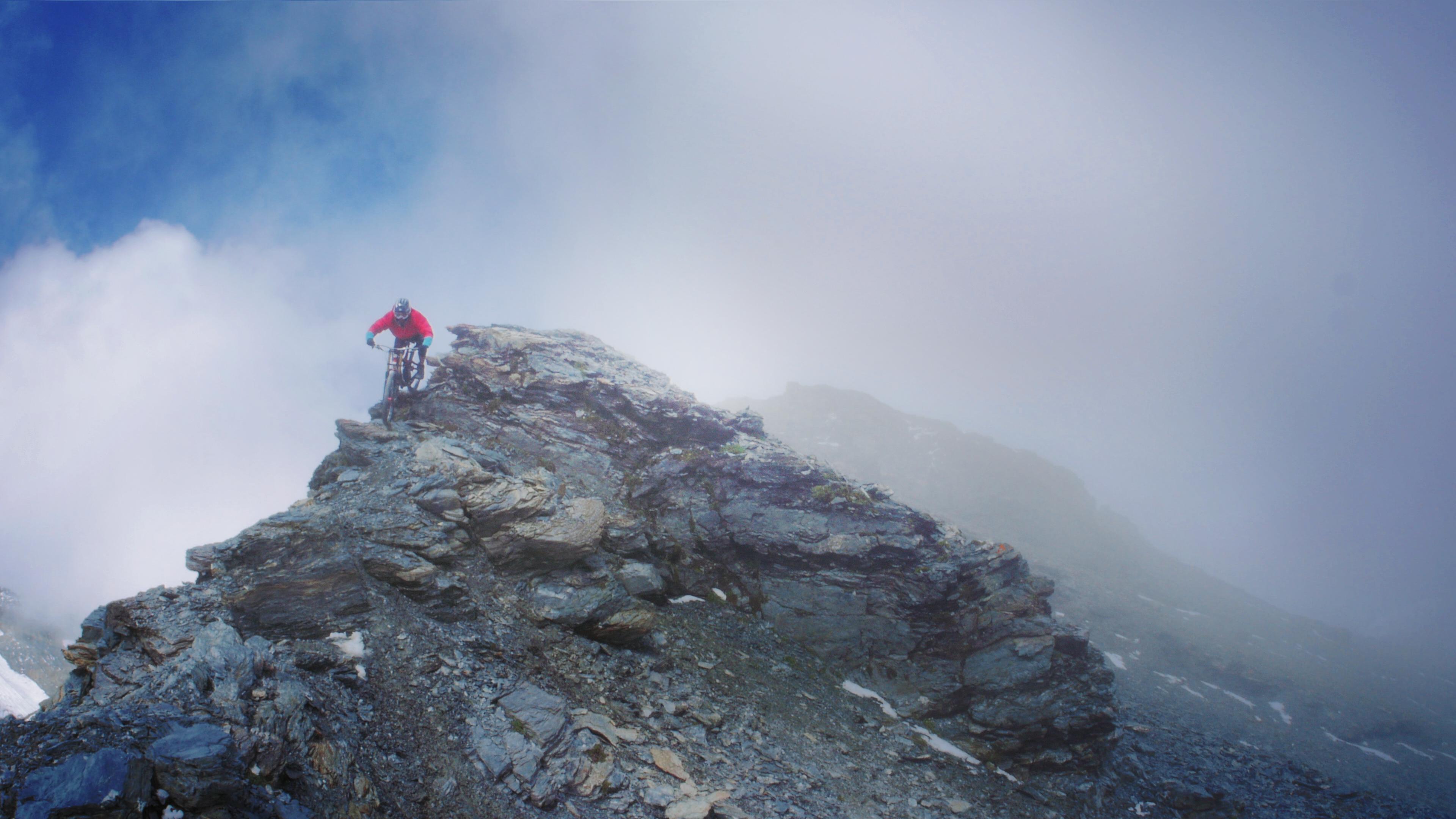 Ride the Alps - Ramon Hunziker