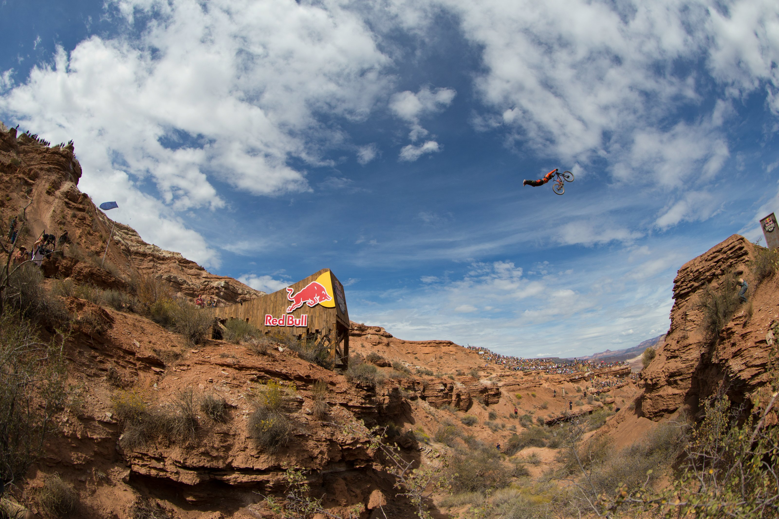 Red Bull Rampage 2015 Sam Reynolds