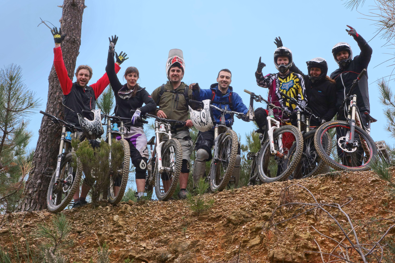 schweinehund motivation mtb mountain bike