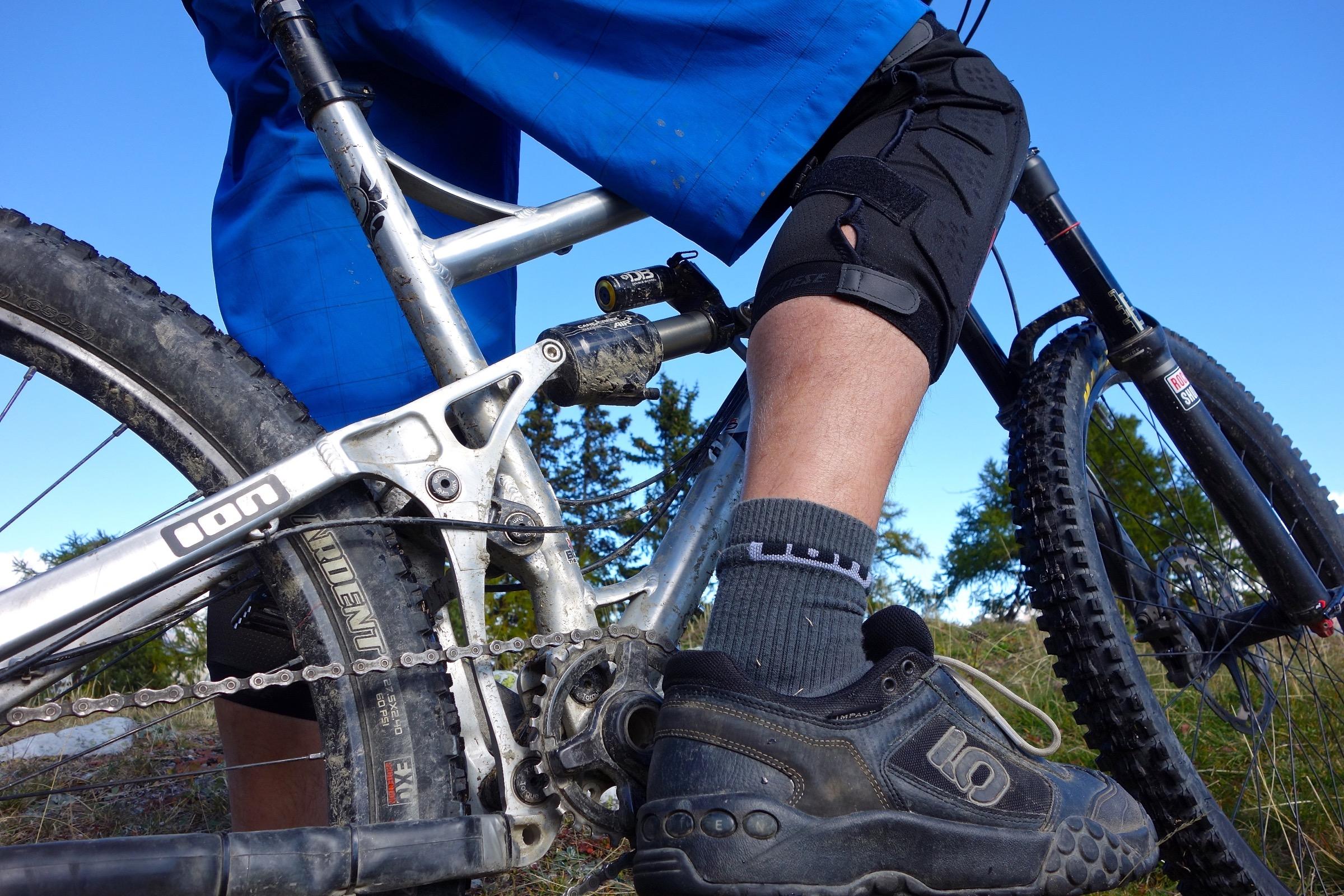 dainese schoner hybrid knie schienbein mtb