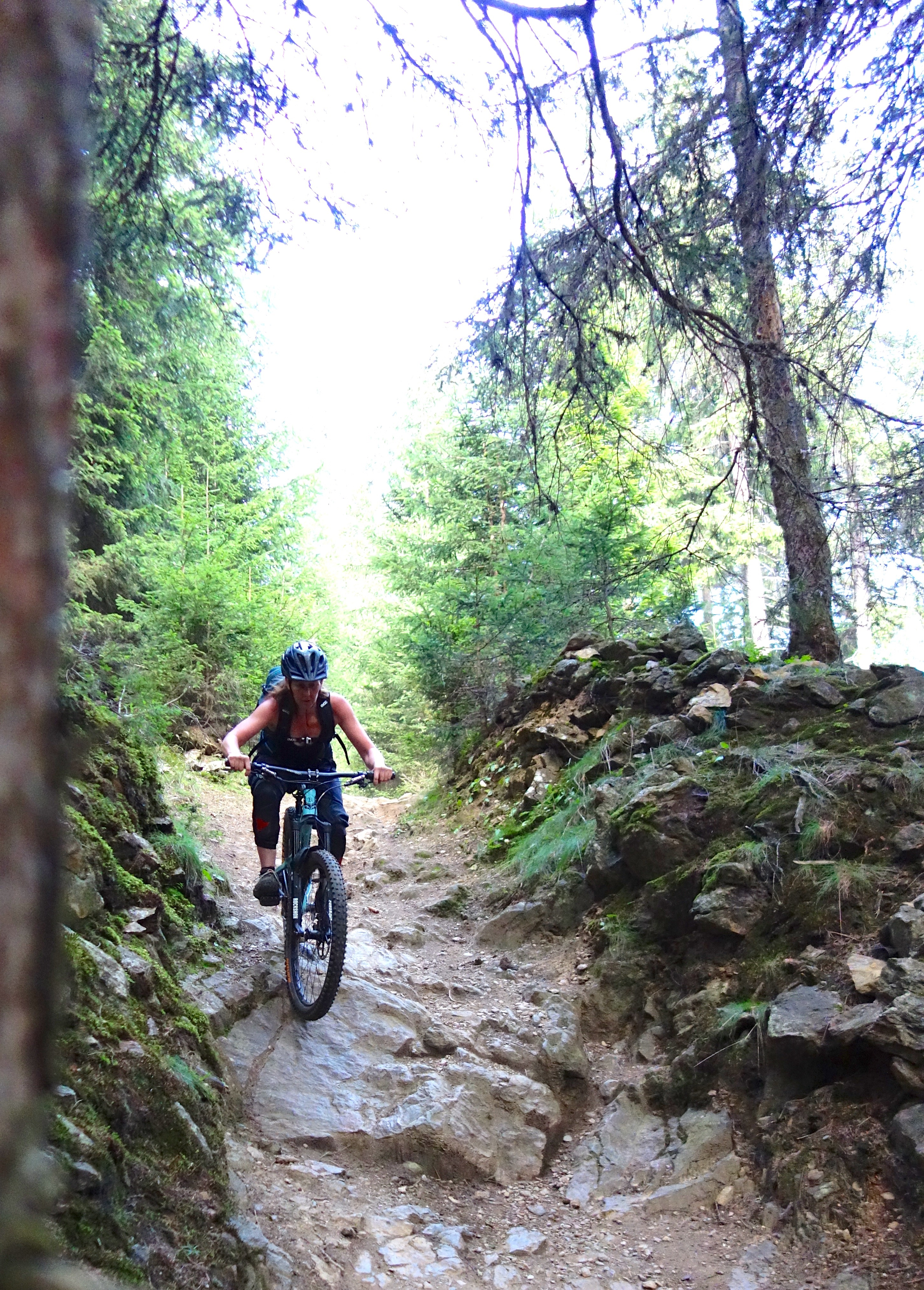 reschenpass mtb downhill freeride