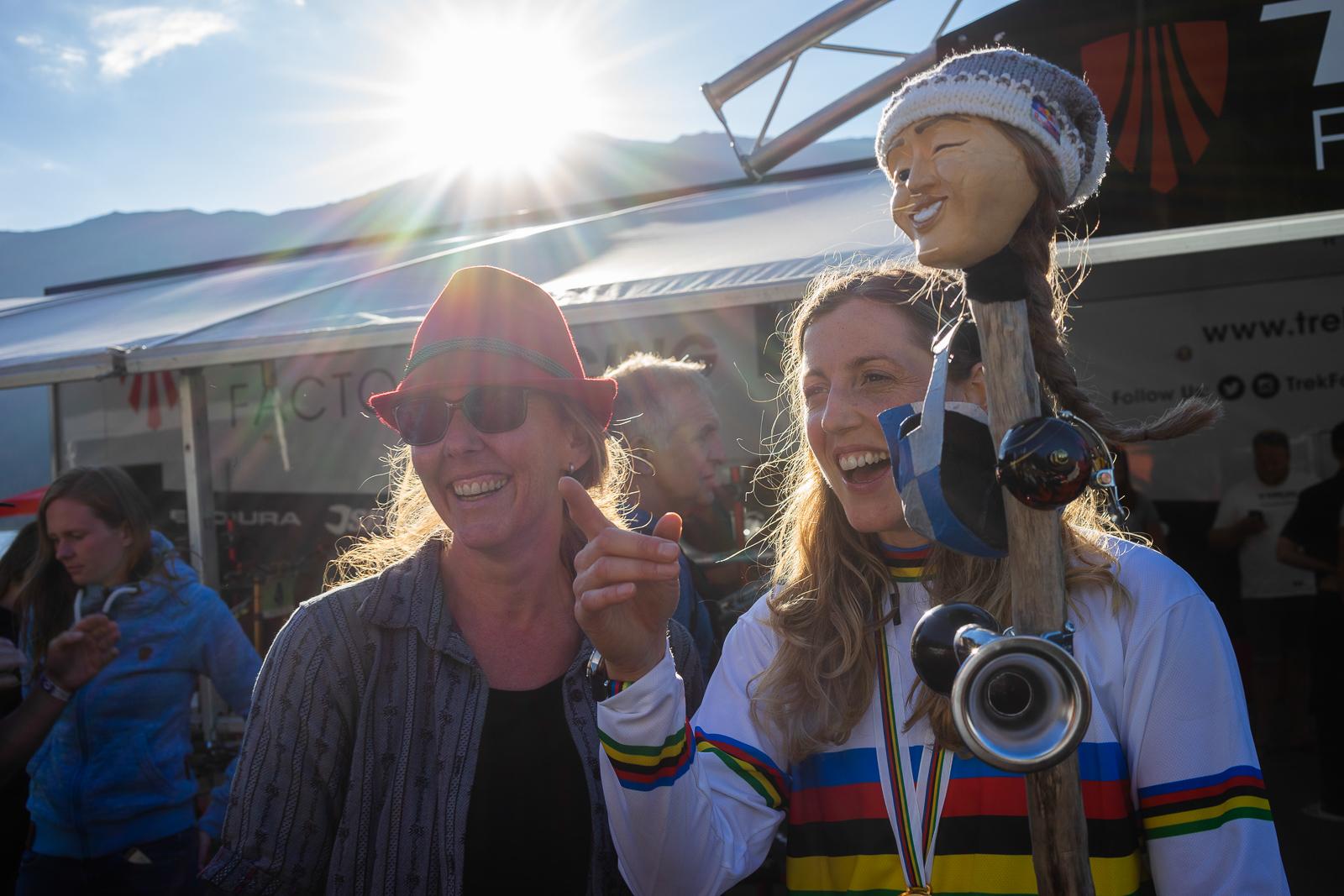 Lenzerheide Downhill Weltmeisterschaft 2018